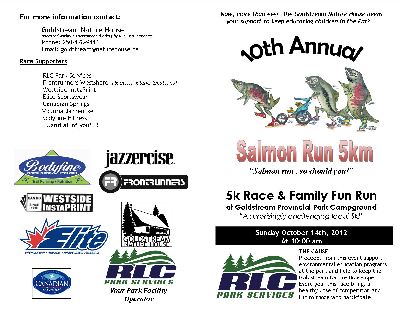 salmon run run brochure 2012